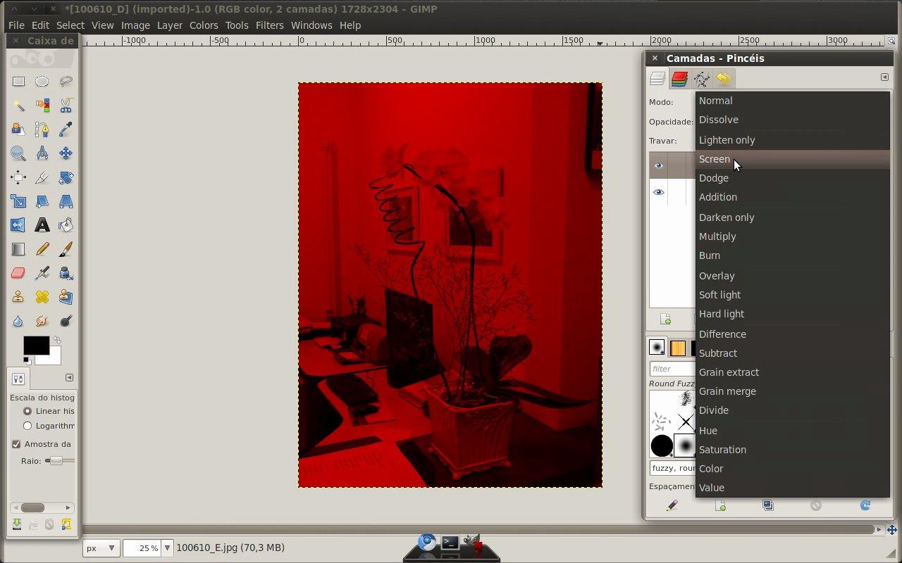 Tutorial  Fazendo imagens 3D (anáglifo) – C EST LA VIE 6a5f7f9015